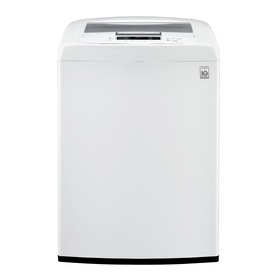 LG 4.1-cu ft High-Efficiency Top-Load Washer (White) ENERGY STAR