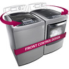 LG 4.3-cu ft High-Efficiency Top-Load Washer (Graphite Steel) ENERGY STAR