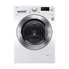 LG 2.3-cu ft Ventless Combination Washer and Dryer (White)