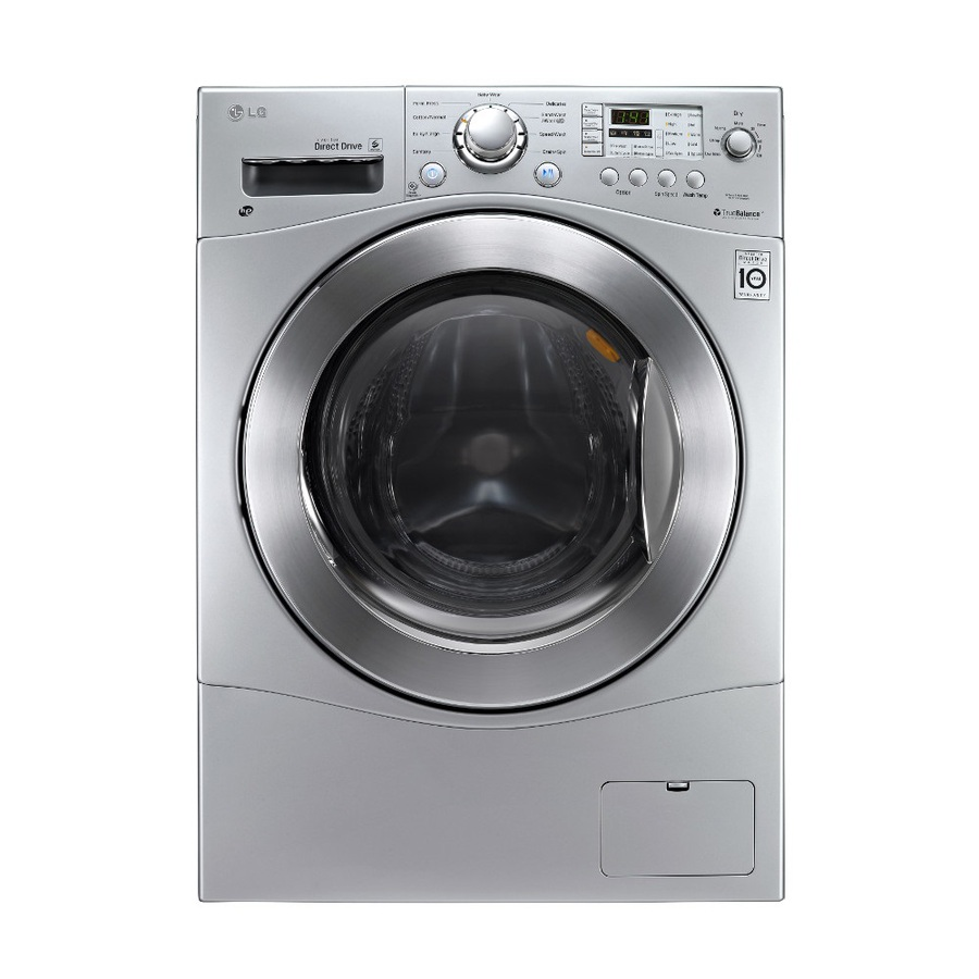 Shop Lg 2 3 Cu Ft Ventless Combination Washer And Dryer