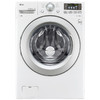LG 4.3-cu ft High-Efficiency Front-Load Washer (White) ENERGY STAR