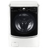 LG 4.5-cu ft High-Efficiency Front-Load Washer Steam Cycle (White) ENERGY STAR