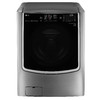 LG 5.6-cu ft High-Efficiency Front-Load Washer with Steam Cycle (Graphite Steel) ENERGY STAR