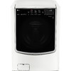 LG 5.6-cu ft High-Efficiency Front-Load Washer with Steam Cycle (White) ENERGY STAR