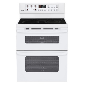 Electric Oven Lowes Double Oven Electric Range