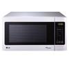 LG 1.5-cu ft 1,100-Watt Countertop Microwave (Smooth White)