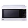 LG 1.1-cu ft 1000-Watt Countertop Microwave (Smooth White)