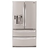 LG 27.5 cu ft 4-Door French Door Refrigerator (Stainless Steel) ENERGY STAR