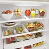 LG 25-cu ft French Door Refrigerator with Single Ice Maker (Stainless Steel) ENERGY STAR