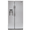 LG 26.5 cu ft Side-By-Side Refrigerator (Stainless Steel) ENERGY STAR