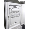 LG 24.7-cu ft French Door Refrigerator with Dual Ice Maker (Stainless Steel)