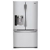 LG 24.7 cu ft French Door Refrigerator (Stainless Steel) ENERGY STAR