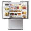 LG 27.6-cu ft French Door Refrigerator with Single Ice Maker (Stainless Steel) ENERGY STAR