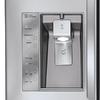 LG 29-cu ft French Door Refrigerator with Dual Ice Maker Door Within Door (Stainless Steel)