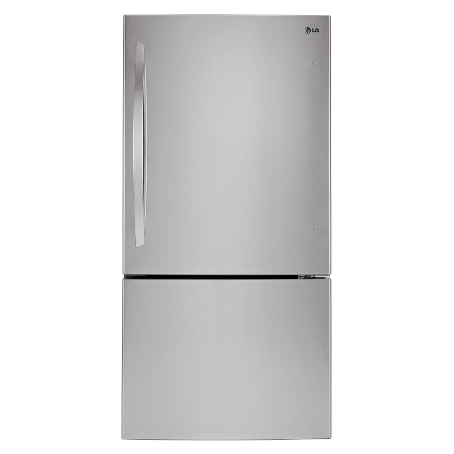 Bottom Freezer Refrigerator Reviews Lg Bottom Freezer