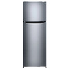 LG 11.1-cu ft Top-Freezer Refrigerator (Stainless Vcm)