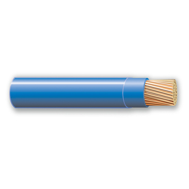 500-ft 10 AWG Stranded Blue THHN Wire
