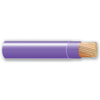 500-ft 10 AWG Stranded Purple THHN Wire