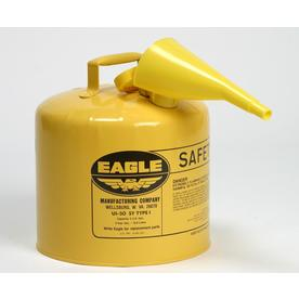 Eagle 5-Gallon Metal Diesel Fuel Can