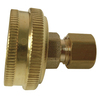 Watts 3/4-in x 1/4-in Brass Pipe Fitting