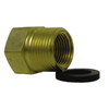 Watts 3/4-in x 1/2-in Garden Hose Fitting