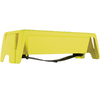 Warner Plastic Mud Pan with Strap