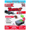 TOMCAT Mouse Killer Pre-loaded Disposable Mouse Bait Station