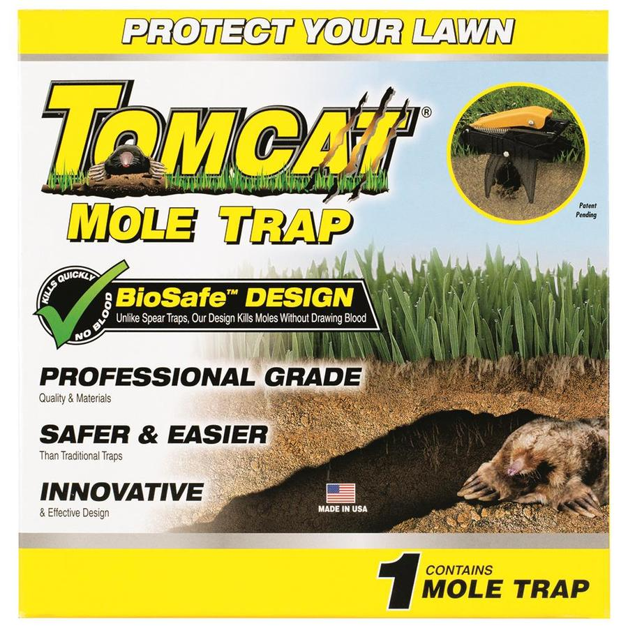 Victor Plunger Style Mole Trap 0645 The Home Depot