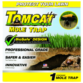 TOMCAT Outdoor Rodent Trap