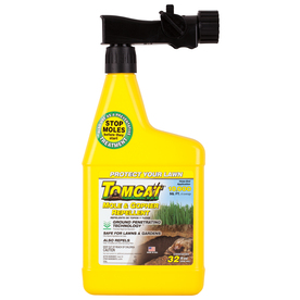 TOMCAT 32 oz Mole Vole and Gopher Repellent Concentrate