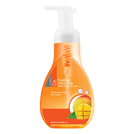 Style Selections 11-oz Foaming Mango Paradise Scent Hand Soap