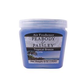 PEABODY & PAISLEY 1-6-oz Tropical Breeze Solid Air Freshener