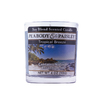 PEABODY & PAISLEY 4 oz Tropical Breeze Gold Jar Candle