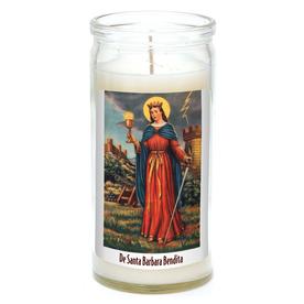 ClearAir 6.75-oz White Jar Candle
