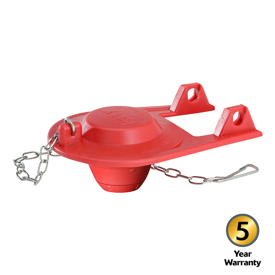 shop korky universal fit rubber toilet flapper at