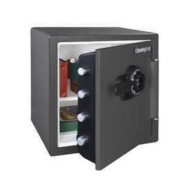 SentrySafe 1.23-cu ft Combination Fire Safe