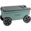 Ames 0.75 cu ft Poly Yard Cart