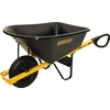 True Temper 6-cu ft Poly Wheelbarrow