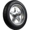 JACKSON Knobby-Tread Wheelbarrow Replacement Tire