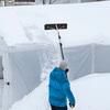 True Temper 17-ft Aluminum Extendable Roof Rake