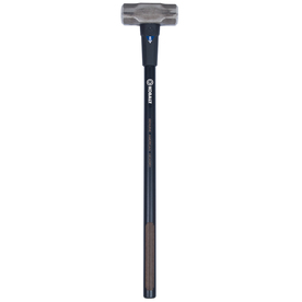 Kobalt 8-lb Forged Steel Sledge Hammer with 35-in Hickory Handle
