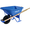 JACKSON 5.75-cu ft Poly Wheelbarrow