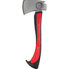 True Temper Axe Forged Steel Camp Axe with 14-in Fiberglass Handle