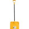 True Temper 11-in Poly Snow Shovel with 21-in Poly Handle