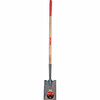 True Temper Wood Long-Handle Garden Spade