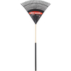 True Temper Leaf Rake 30-in Leaf Rake