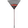 True Temper 30-in Leaf Rake