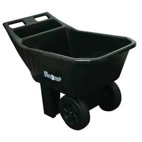 Ames 3 cu ft Poly Yard Cart