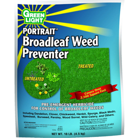 Green Light 10 Lb. Broadleaf Weed Preventer