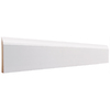 EverTrue 7/16-in x 3-in x 8-ft Primed Composite Base Moulding (Pattern 634)
